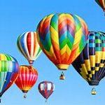 baloons, hot air