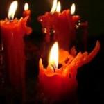 ritual candels